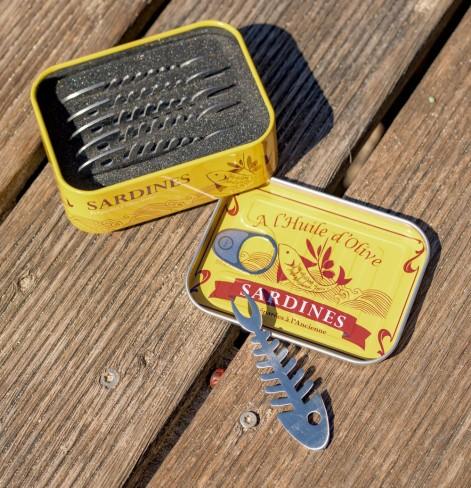 Pics apéritif sardines