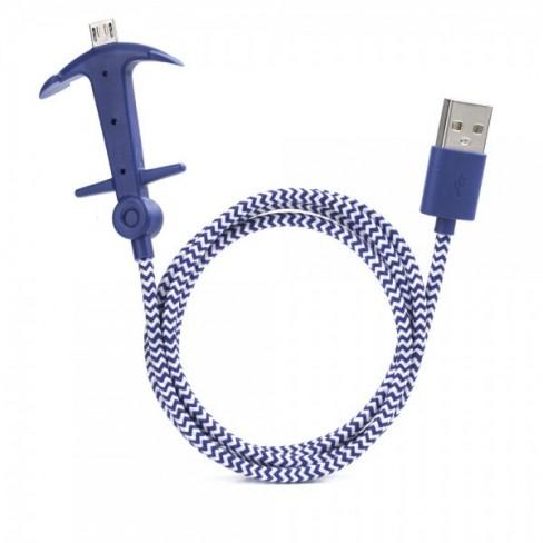 Câble micro USB ancre