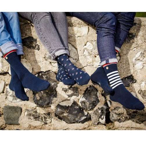 Pack de 3 chaussettes