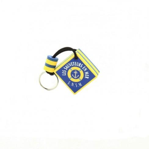 Porte-clés flottant logo