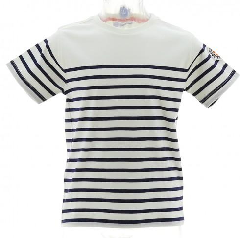 T-shirt enfant rayé