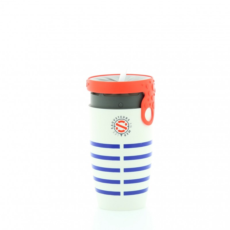 Mug isotherme etanche