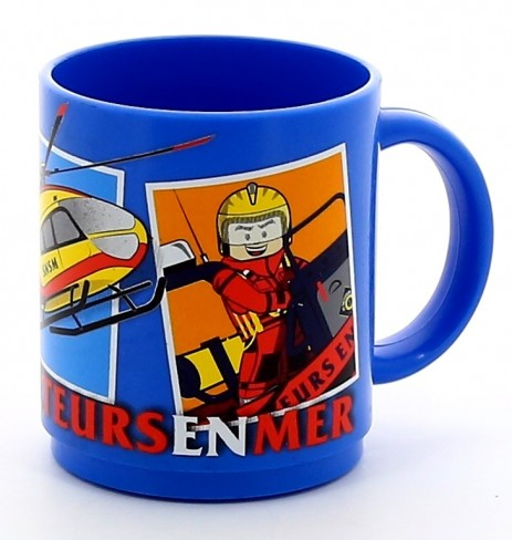 Mug plastic