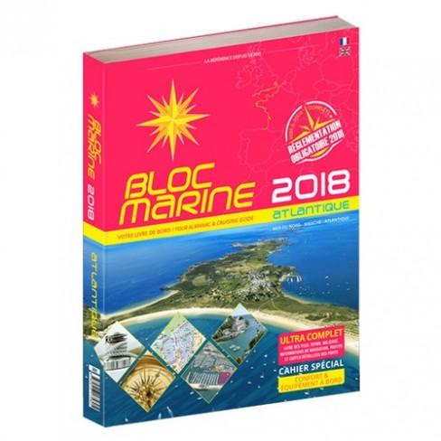 Livre de bord atlantique 2018